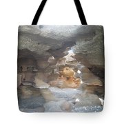 Rock Cave Tote Bag