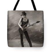 Rock Chick Tote Bag