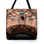 Rock Church Stone Archway - Cedar City - Utah Tote Bag