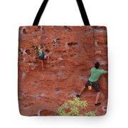 Rock Climbing 101 Tote Bag