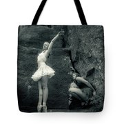 Rock Dancing Tote Bag