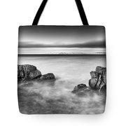 Ballycastle - Rock Face Tote Bag