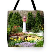 Rock Garden Tote Bag