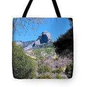 Rock In California Tote Bag