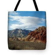 Rock Layers Tote Bag