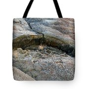 Rock Mouth Tote Bag