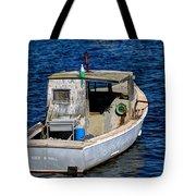 Rock N Roll In Maine Tote Bag