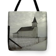 Rock Of Ages In North Dakota Tote Bag