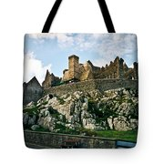 Rock Of Cashel Castle Ireland Tote Bag
