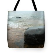 Rock On Rock Tote Bag