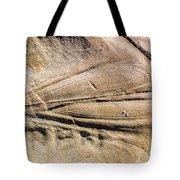 Rock Patterns Tote Bag by Steven Ralser