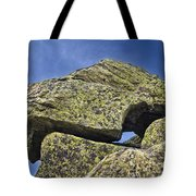 Rock Puzzle Tote Bag