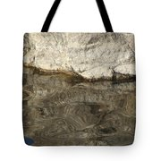 Rock Reflection Tote Bag