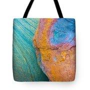 Rock Skin Tote Bag