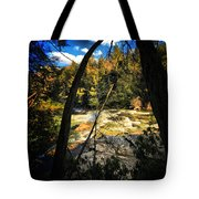 Rock Slide Tote Bag