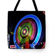 Rock Star - New Year's Eve 2012 Tote Bag