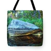 Rock Stripes Tote Bag