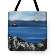 Rock View Tote Bag