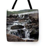 Rock Water Tote Bag
