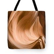 Rock Waves Tote Bag