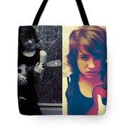 Rockalele Tote Bag by Lisa Knechtel