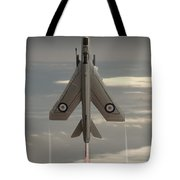 Rocket Ship Tote Bag
