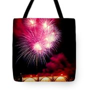 Rockets Red Glare Tote Bag