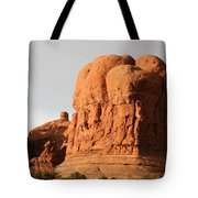 Rockformation Arches Park Tote Bag