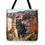 Rockformation At Bryce Canyon  Tote Bag