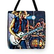 Rockin Guitarist Tote Bag