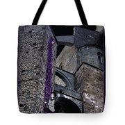 Rockin' Raven Celtic Rapunzel Tote Bag
