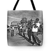 Rockin' The Square 3 Tote Bag