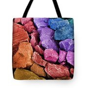 Rocking Abstract Tote Bag