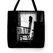 Rocking Chair Tote Bag by Bob Orsillo