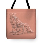 Rocking Chair Tote Bag