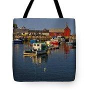 Rockport Harbor No.2 Tote Bag