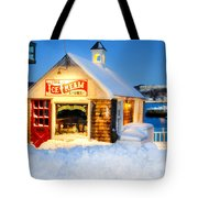 Rockport Winter Tote Bag