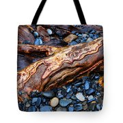 Rocks And Roots Tote Bag
