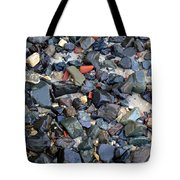 Rocks And Stones Tote Bag