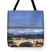Rocks Before Beach Tote Bag