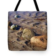 Rocks In A Row Tote Bag