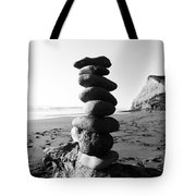 Rocks In Balance Tote Bag