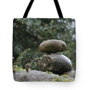 Rocks In The Garden Tote Bag