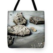 Rocks In The River Tote Bag