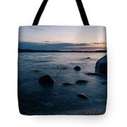 Rocks At A Shore Tote Bag