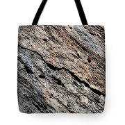 Rocks Texture Tote Bag