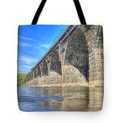 Rockville Bridge Tote Bag