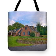 Rockwall Foreground Tote Bag