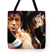 Rocky Artwork 2 Tote Bag
