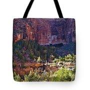 Rocky Cliff - Zion Tote Bag
